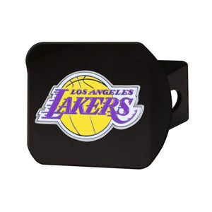 LOS ANGELES LAKERS BLACK LOGO HITCH