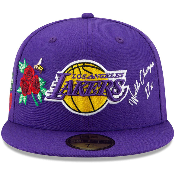 LOS ANGELES LAKERS ICON 2.0 59FIFTY FITTED
