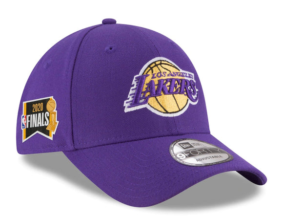 LOS ANGELES LAKERS NBA 2020 THE LEAGUE FINALS 9FORTY ADJUSTABLE