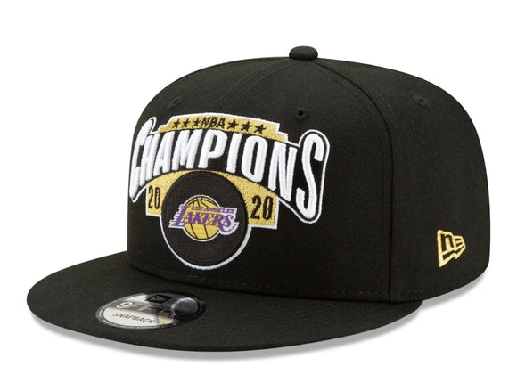 LOS ANGELES LAKERS NBA CHAMPS 2020 9FIFTY SNAPBACK