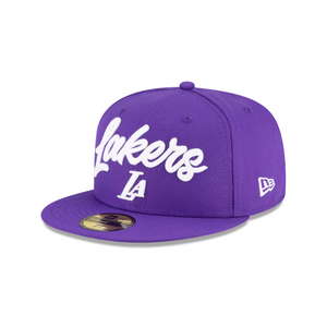 LOS ANGELES LAKERS NBA DRAFT 2020 9FIFTY SNAPBACK