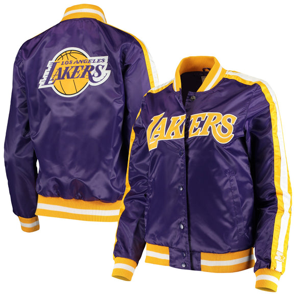 LOS ANGELES LAKERS WOMEN'S  COMPETITION JACKET