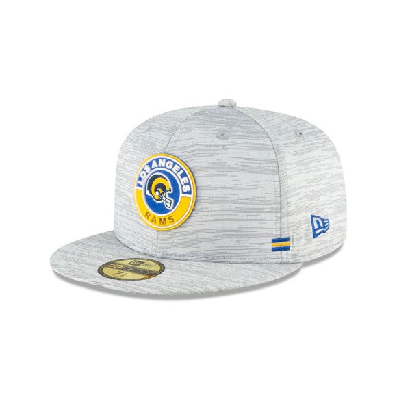 LOS ANGELES RAMS 2020 RETRO SIDELINE 59FIFTY FITTED