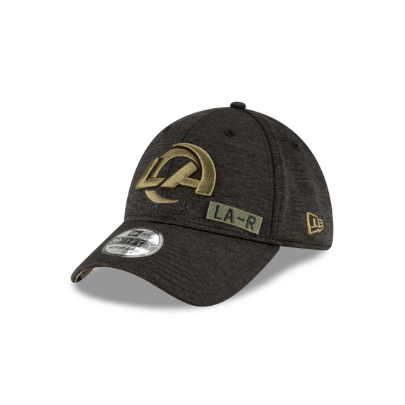 LOS ANGELES RAMS 2020 SALUTE TO SERVICE 39THIRTY FLEX FIT