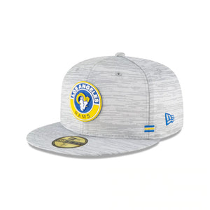 LOS ANGELES RAMS 2020 SIDELINE 59FIFTY FITTED