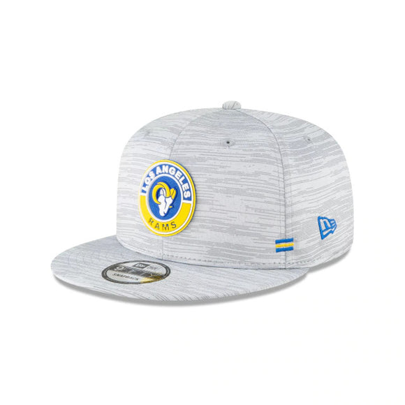 LOS ANGELES RAMS 2020  SIDELINE 9FIFTY SNAPBACK