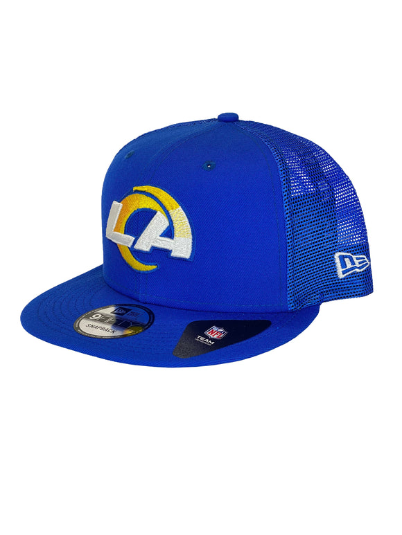 LOS ANGELES RAMS CLASSIC TRUCKER 9FIFTY SNAPBACK