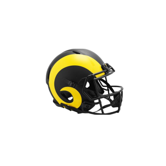 LOS ANGELES RAMS ECLIPSE MINI SPEED HELMET