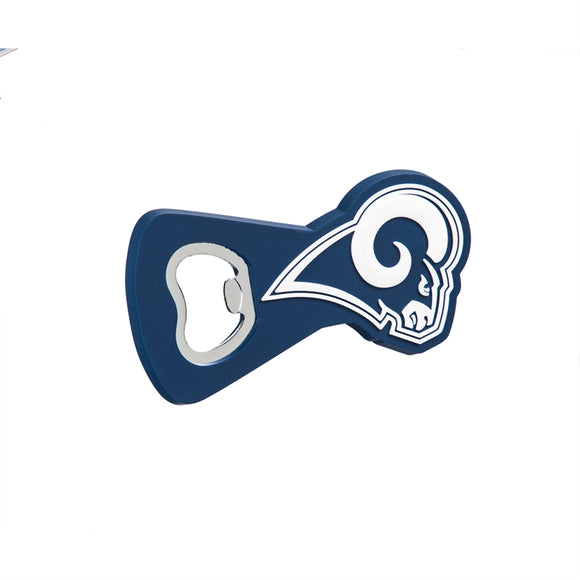 LOS ANGELES RAMS MAGNET BOTTLE OPENER