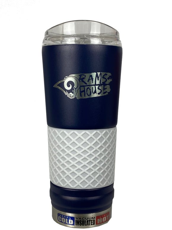 LOS ANGELES RAMS RALLY DRAFT TUMBLER