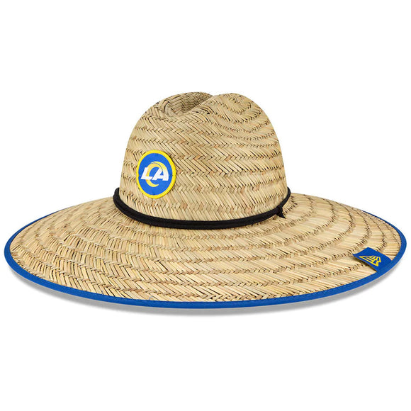 LOS ANGELES RAMS TRAINING STRAW HAT
