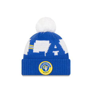 LOS ANGELES RAMS YOUTH SIDELINE KNIT
