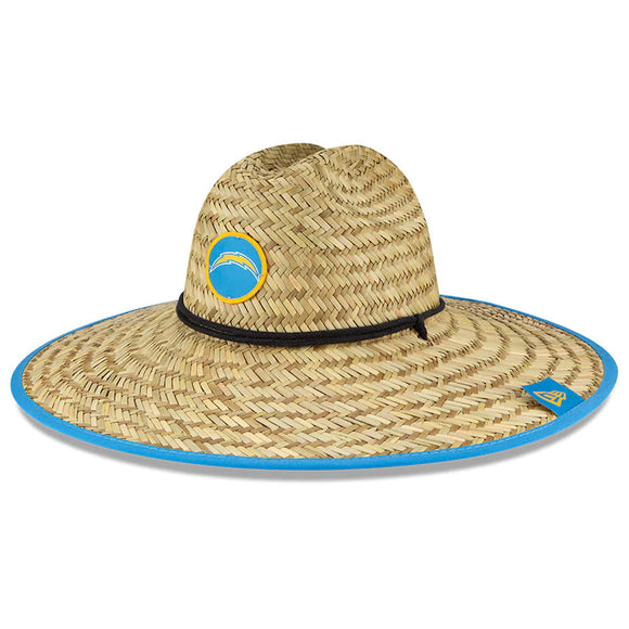 LOS CHARGERS TRAINING STRAW HAT
