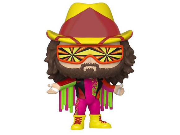 MACHO MAN RANDY SAVAGE FUNKO POP VINYL