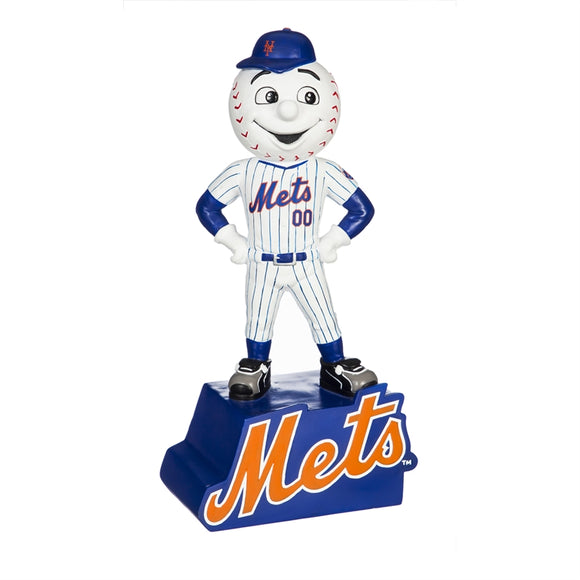 NEW YORK METS MASCOT TOTEM