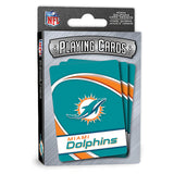 MIAMI DOLPHINS PLAYING CARDS