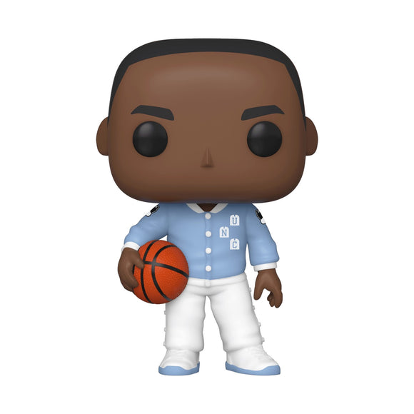MICHAEL JORDAN UNC WARM UP FUNKO POP VINYL