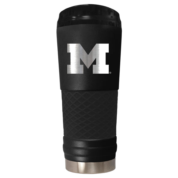 MICHIGAN WOLVERINE STEALTH TUMBLER