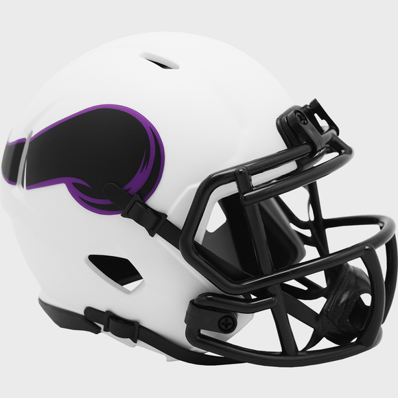 MINNESOTA VIKINGS LUNAR MINI SPEED HELMET