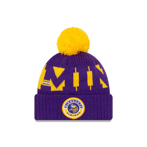 MINNESOTA VIKINGS SIDELINE KNIT