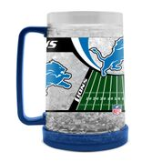 DETROIT LIONS CRYSTAL FREEZER MUGS