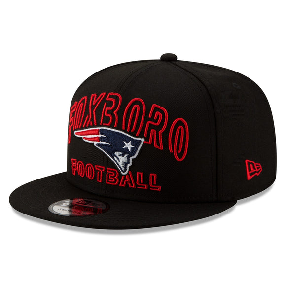 NEW ENGLAND PATRIOTS 2020 DRAFT DAY ALTERNATE 9FIFTY SNAPBACK
