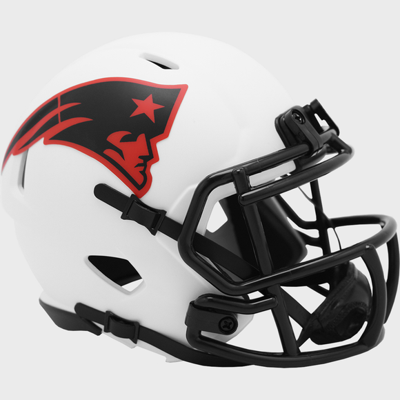 NEW ENGLAND PATRIOTS LUNAR MINI SPEED HELMET