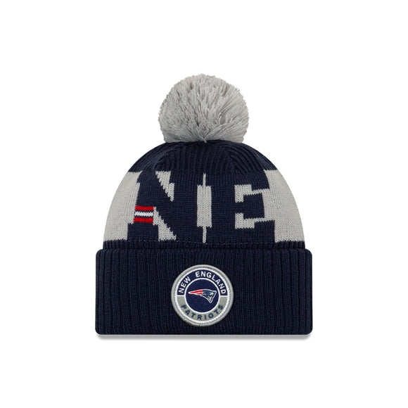 NEW ENGLAND PATRIOTS SIDELINE KNIT