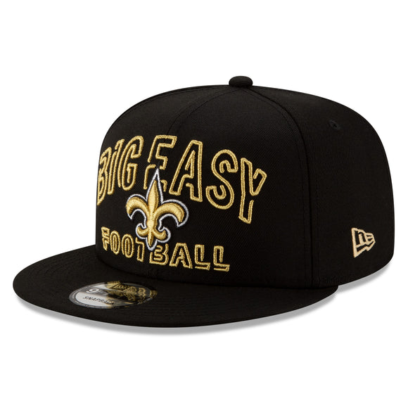 NEW ORLEANS SAINTS 2020 DRAFT DAY ALTERNATE 9FIFTY SNAPBACK