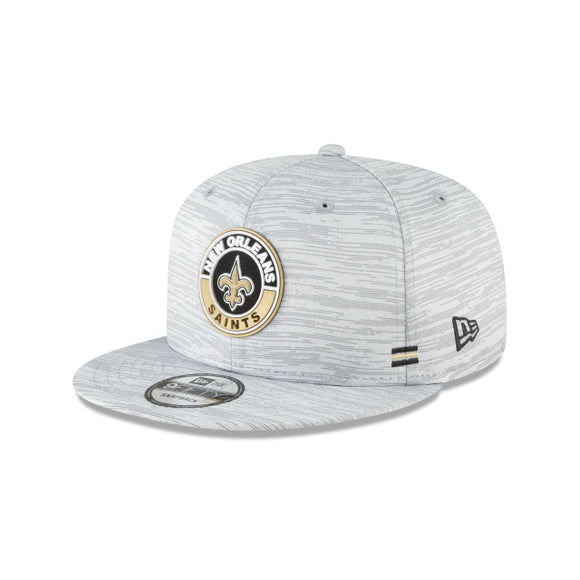 NEW ORLEANS SAINTS 2020 SIDELINE 9FIFTY SNAPBACK