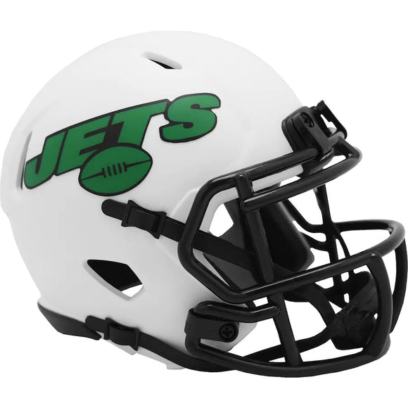 NEW YORK JETS LUNAR MINI SPEED HELMET