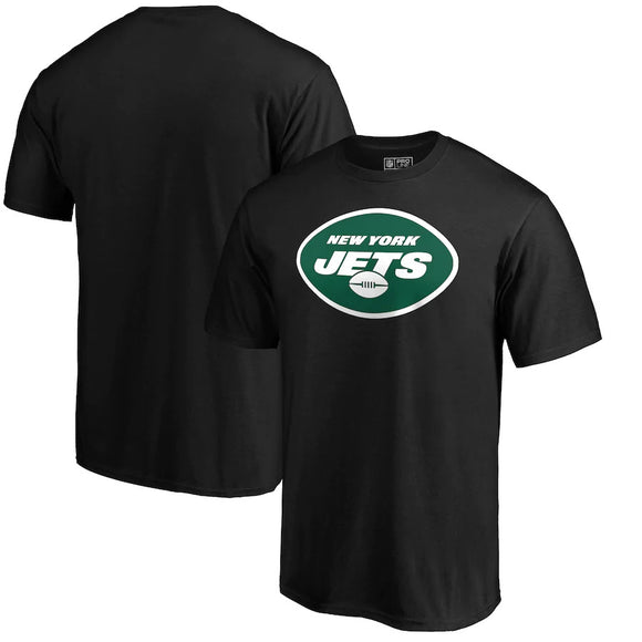 NEW YORK JETS MEN'S PRIMARY LOGO T-SHIRT