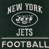 NEW YORK JETS STADIUM EVOLUTION BANNER