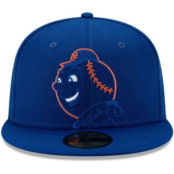 NEW YORK METS LOGO ELEMENTS 950 SNAPBACK