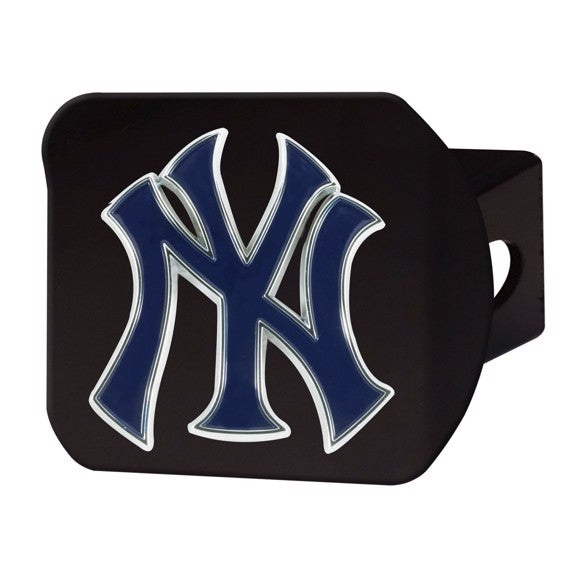 NEW YORK YANKEES BLACK LOGO HITCH