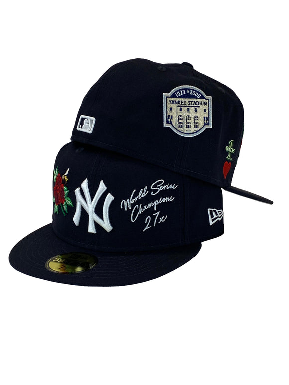 NEW YORK YANKEES ICON 2.0 59FIFTY FITTED
