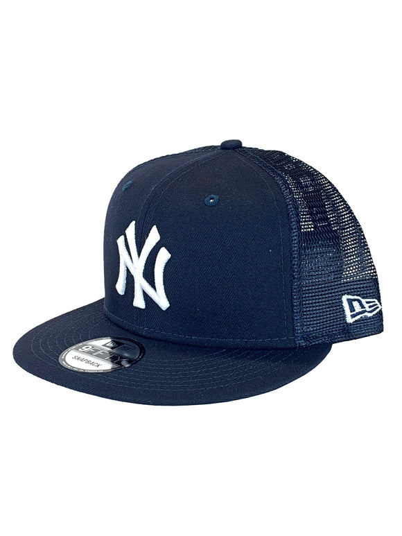 NEW YORK YANKEES CLASSIC TRUCKER 9FIFTY SNAPBACK