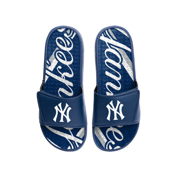 NEW YORK YANKEES GEL SLIDES