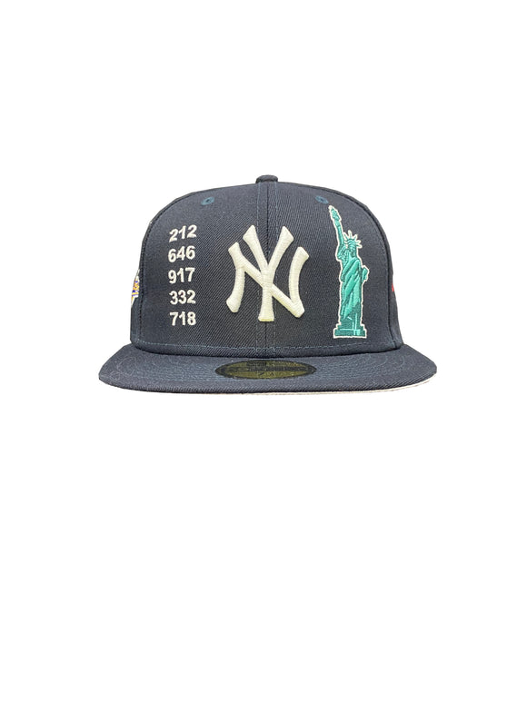 NEW YORK YANKEES LOCAL 59FIFTY FITTED