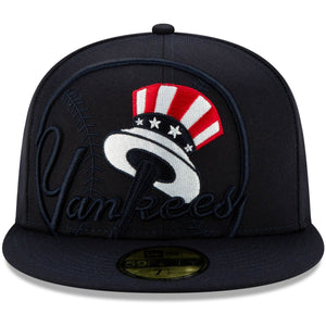 NEW YORK YANKEES LOGO ELEMENTS 5950 FITTED