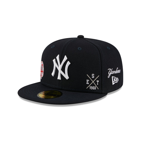 NEW YORK YANKEES MULTI 59FIFTY FITTED