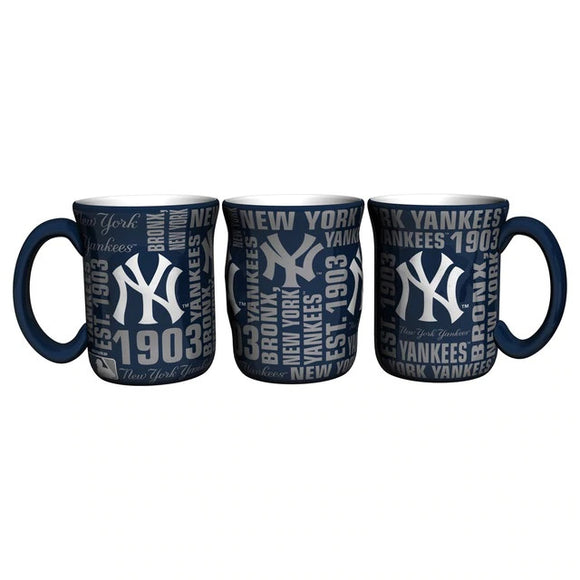 NEW YORK YANKEES SPIRIT MUG