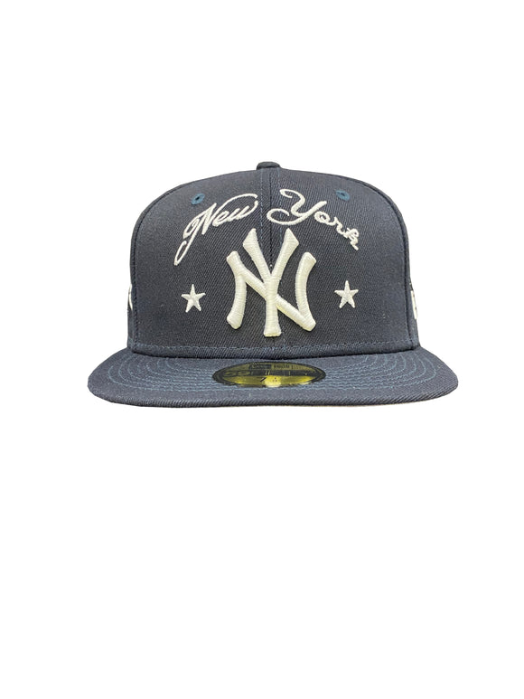 NEW YORK YANKEES STARRY 59FIFTY FITTED