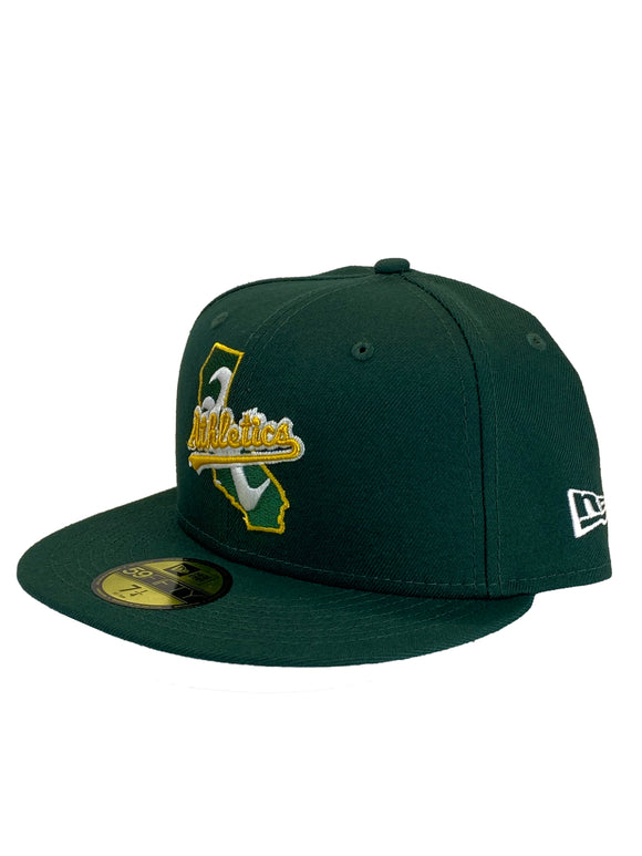 OAKLAND ATHLETICS LOCAL C1 59FIFTY FITTED