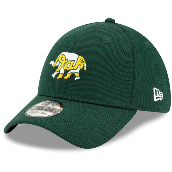 OAKLAND ATHLETICS MEN'S 2021 SPRING TRAINING 39THIRTY FLEX FIT