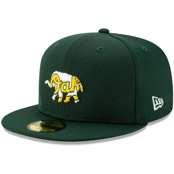 OAKLAND ATHLETICS MEN'S 2021 SPRING TRAINING 59FIFTY FITTED