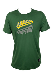 OAKLAND ATHLETICS MEN'S MIRROR T-SHIRT