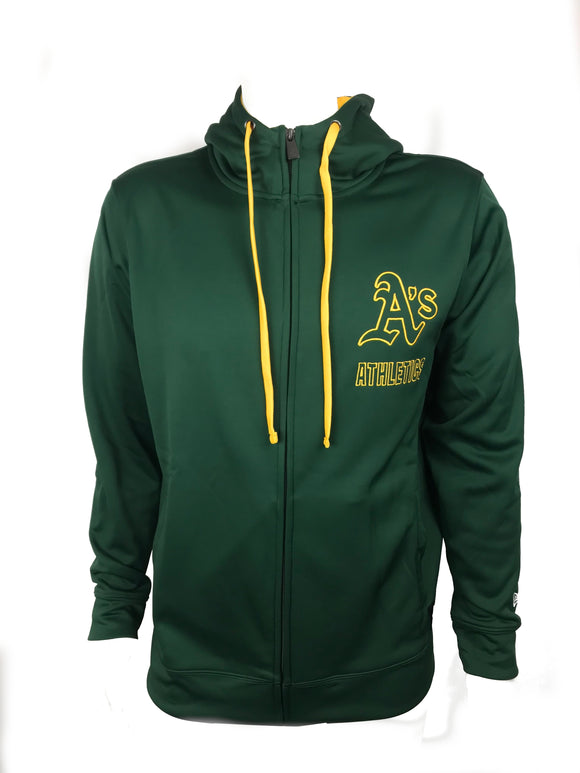 OAKLAND ATHLETICS MENS BACK ARCH NAME HD SWEATER
