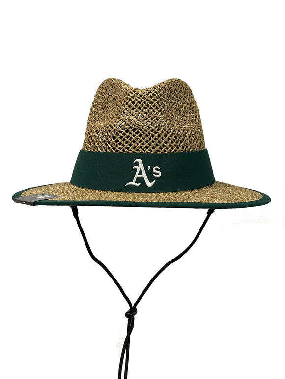 OAKLAND ATHLETICS STRAW HAT
