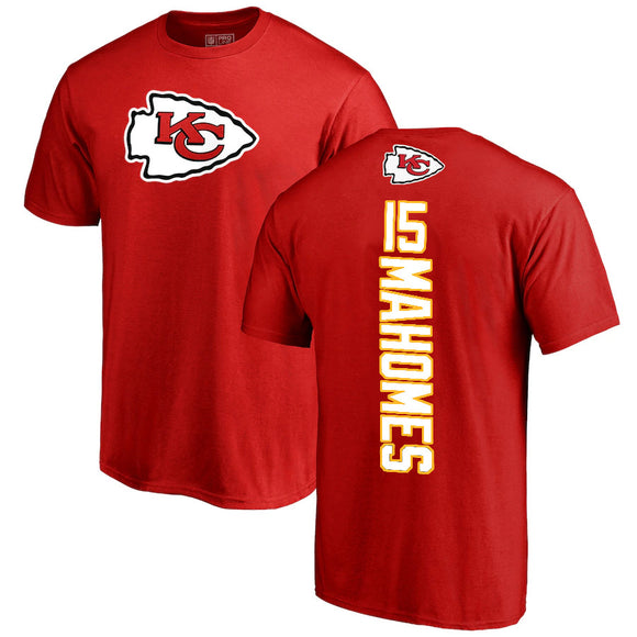 PATRICK MAHOMES MEN'S PLAYMAKER NAME NUMBER T-SHIRT